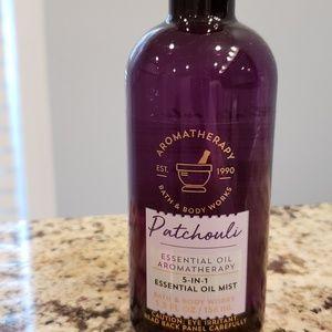 Bath & Body Works Patchouli 5-in1 spray